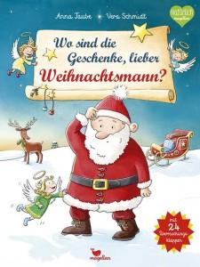 Taube_Wo sind die Geschenke cover