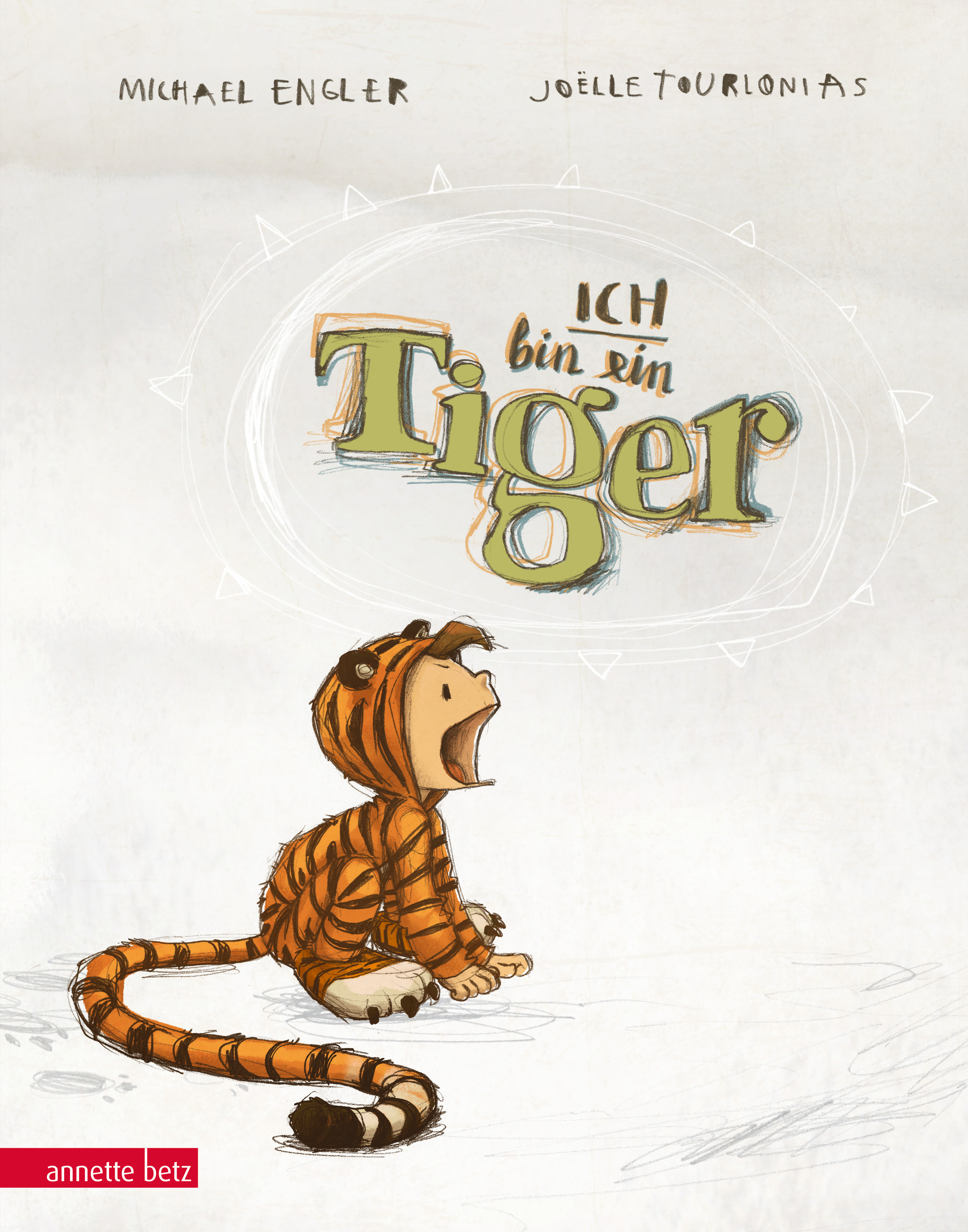 One of my new favourites – I'm a Tiger