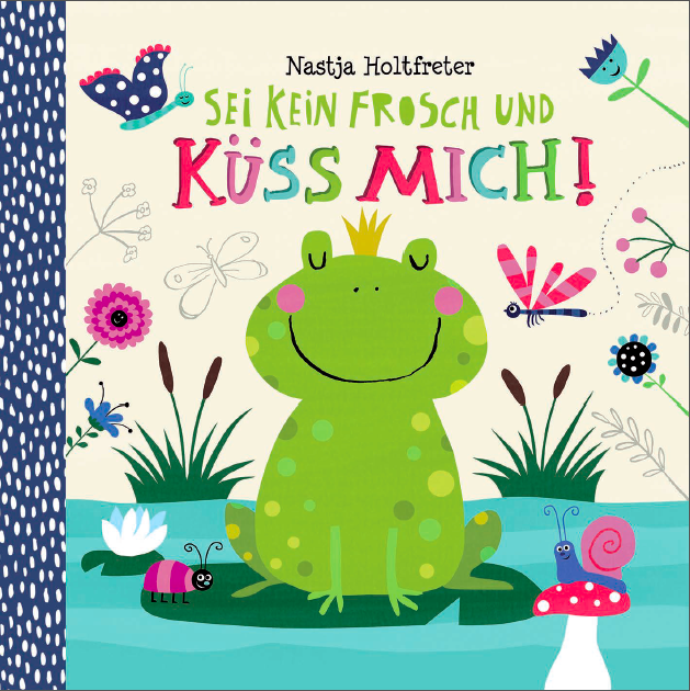 Kiss the frog for Frog agency
