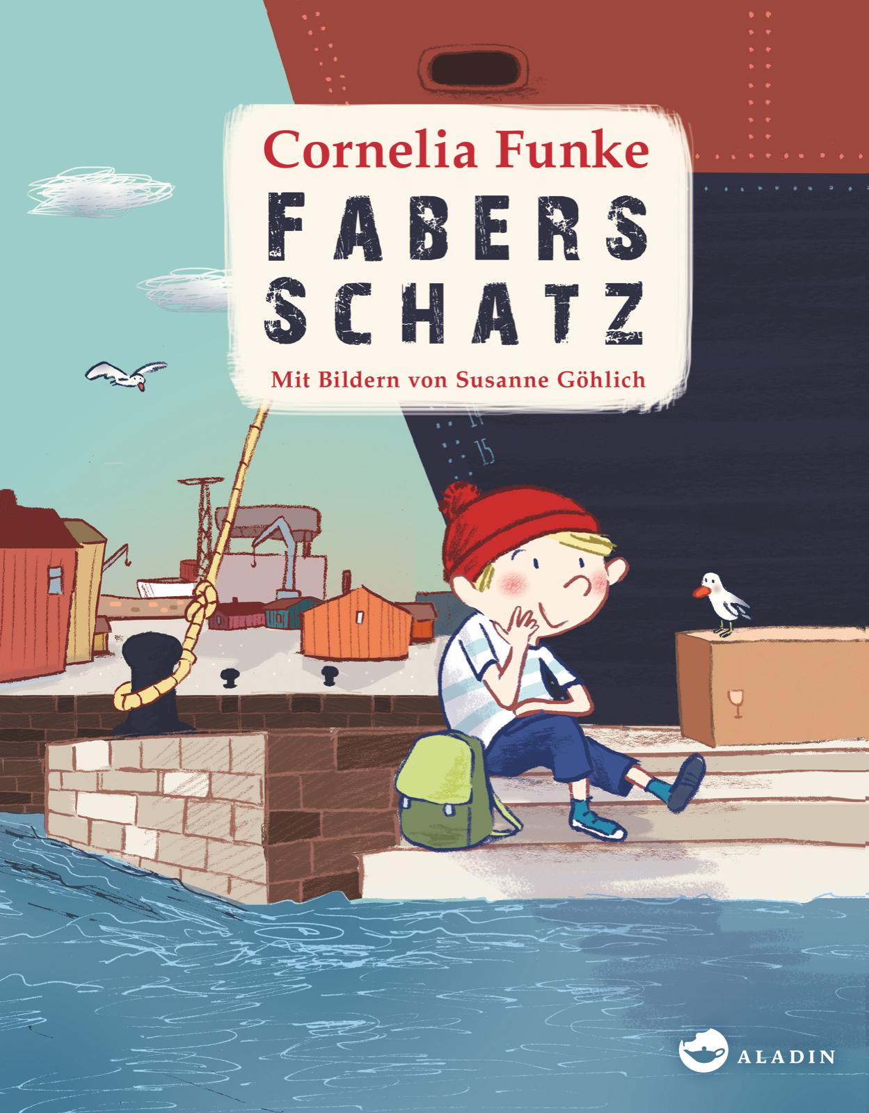 New Cornelia Funke!!!