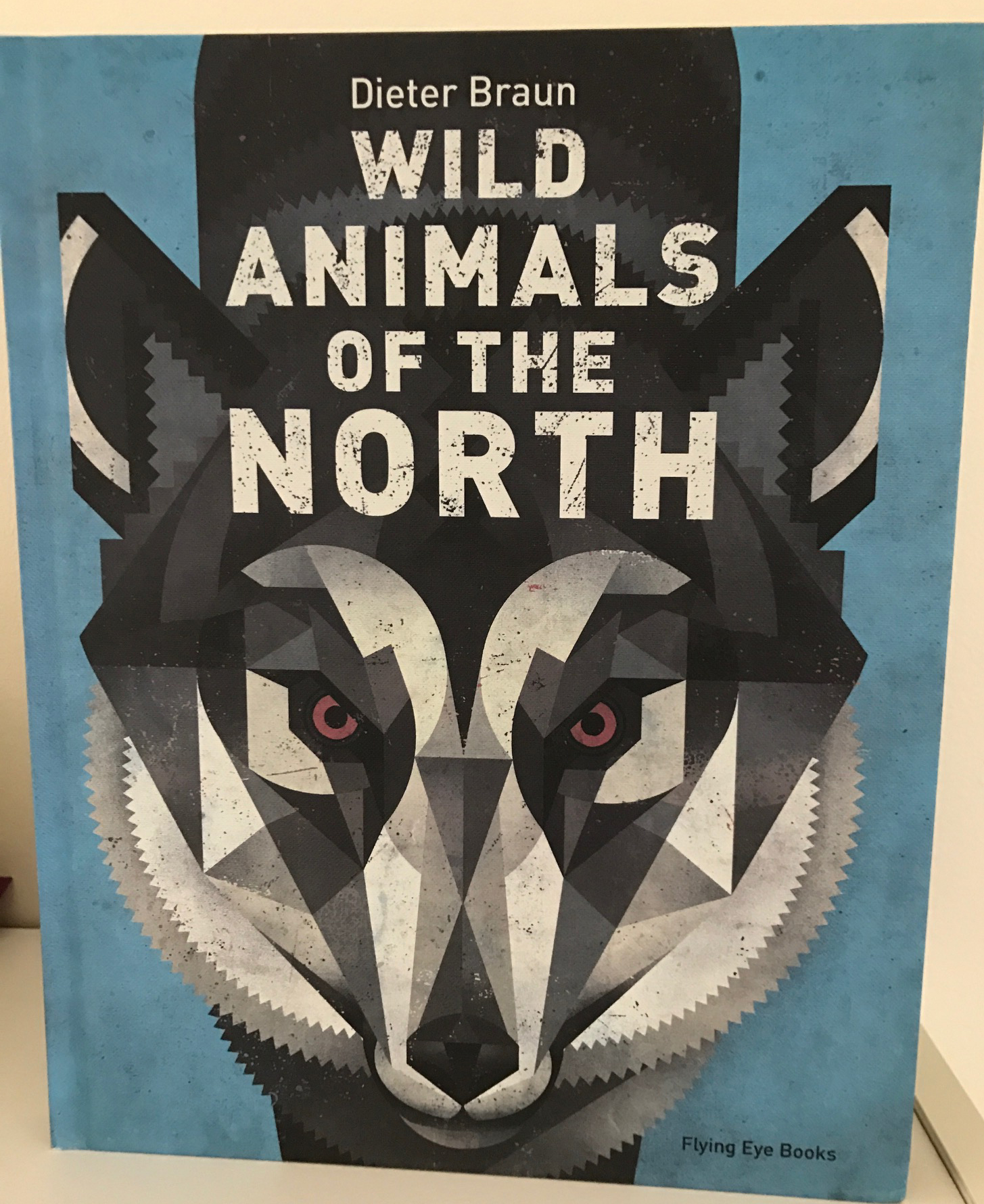 Wild Animals shortlisted for Greenaway!