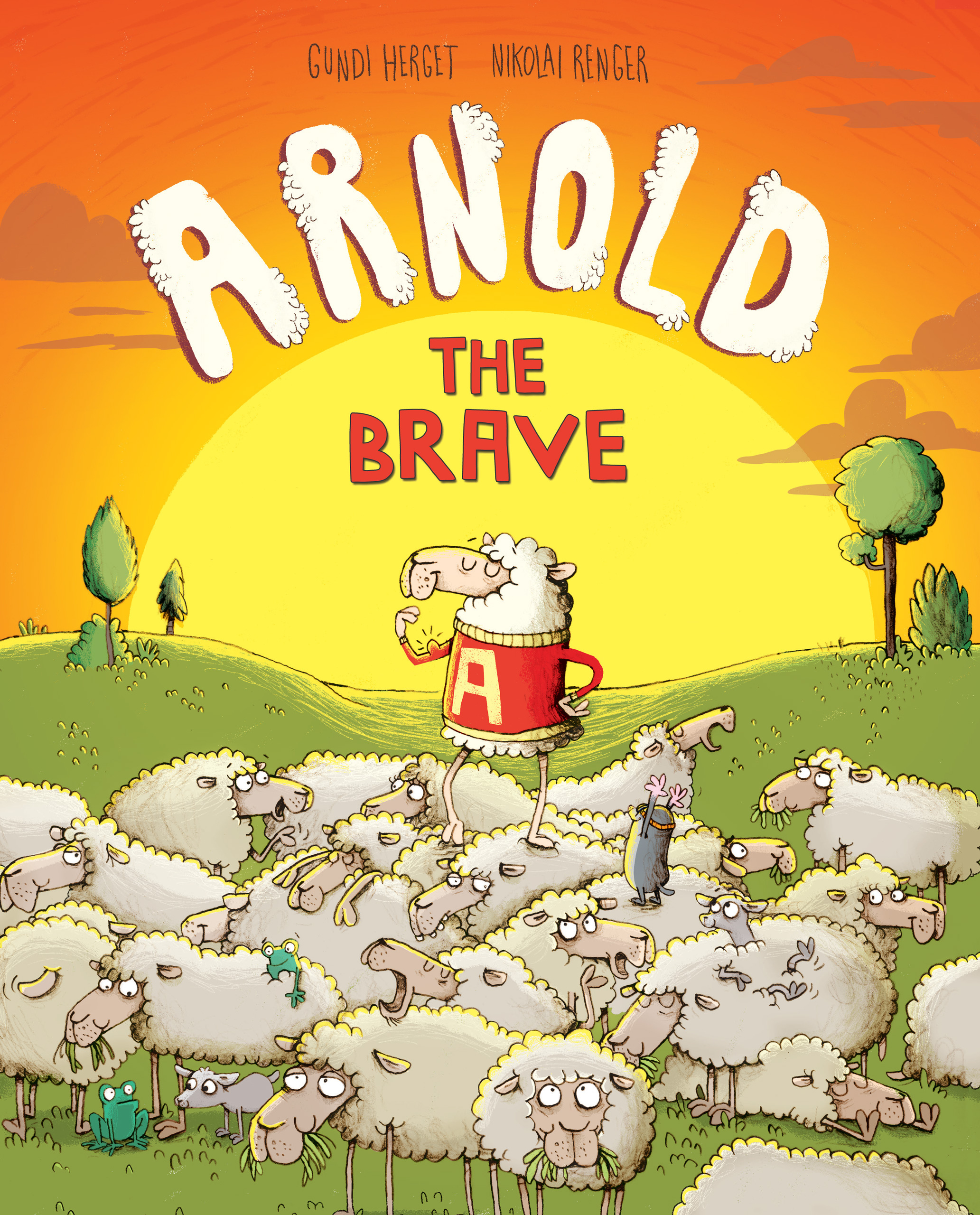 Publication of the US edition of ARNOLD