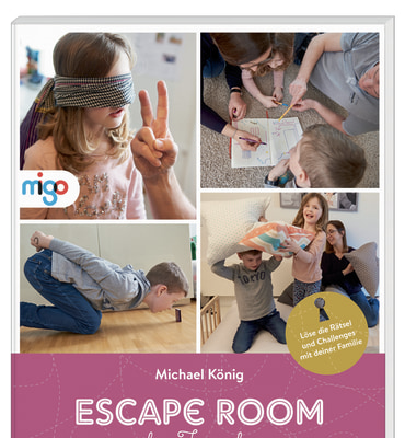 Escape Room – come in and check it out!