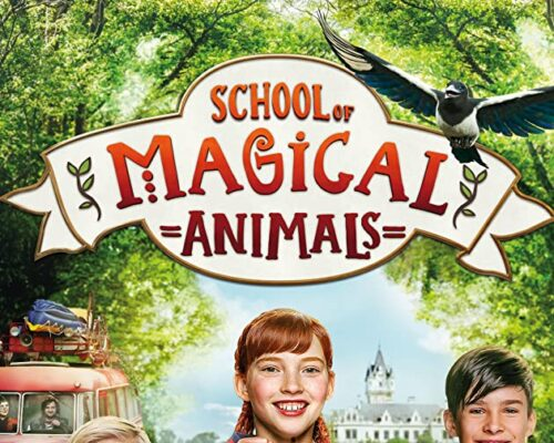 The School of Magical Animals is coming to the cinemas